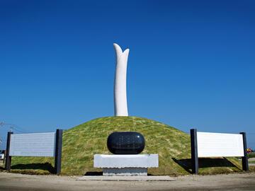 東日本大震災 慰霊碑