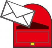 郵便物 ポスト 空き家管理