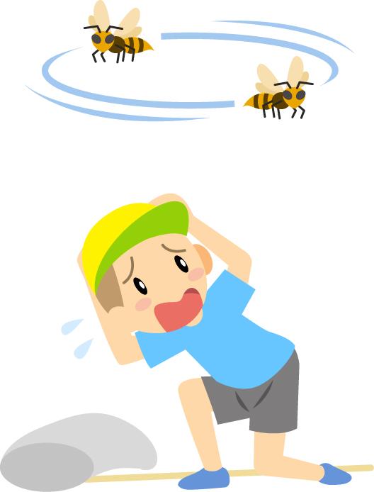 ハチ 蜂 イラスト