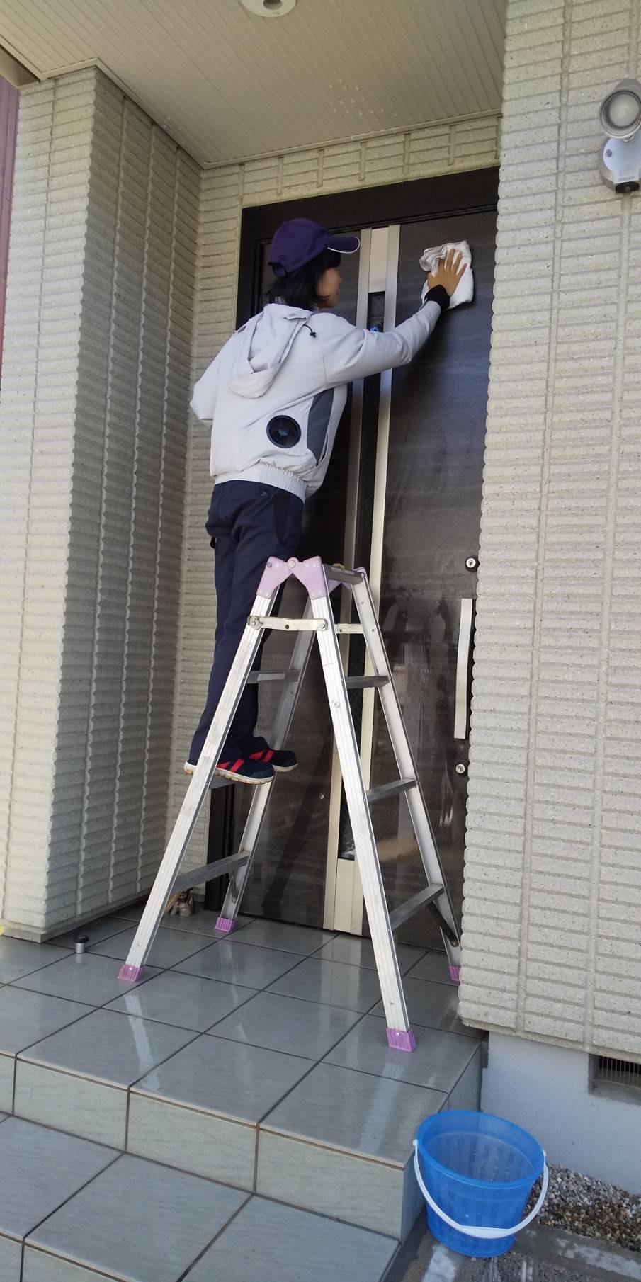 名古屋市天白区 清掃 小寺