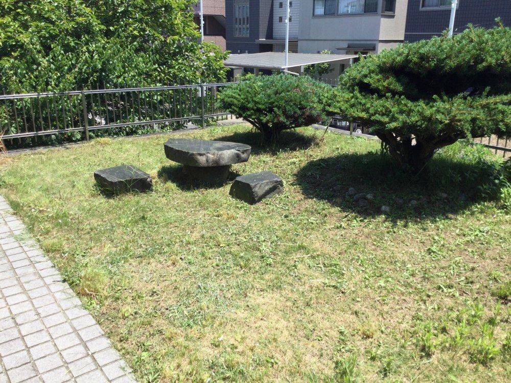 日進市 草刈り (2)