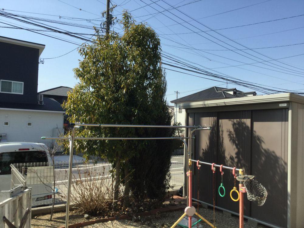 082豊田市河澄様邸報告時期月末(WEB)_屋外作業1