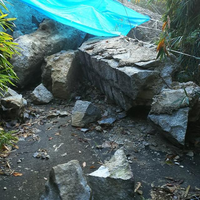 台風による空き家被害