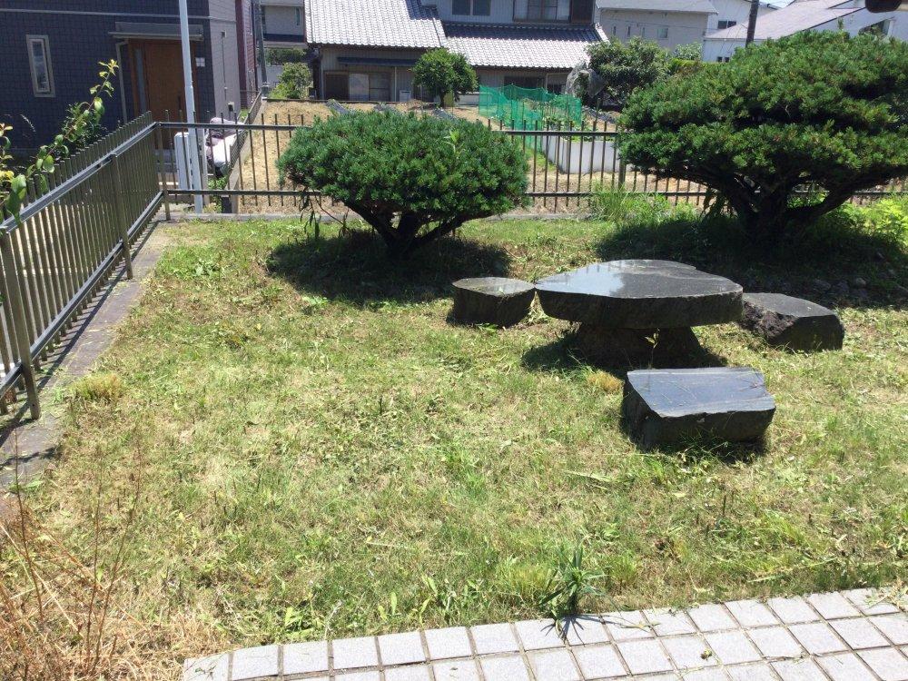 日進市 草刈り (3)