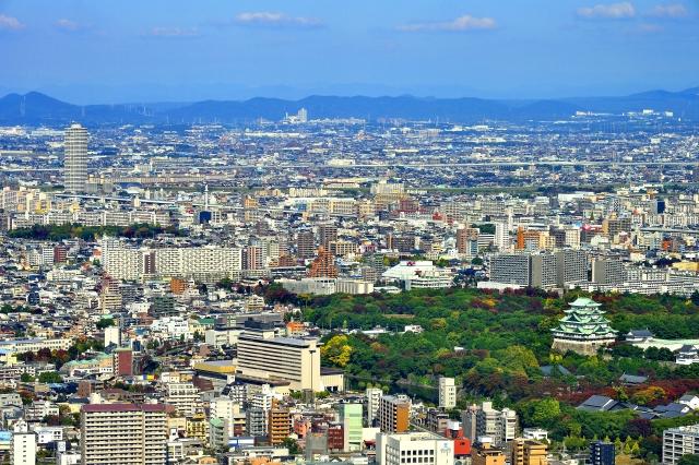 愛知県 名古屋市 街